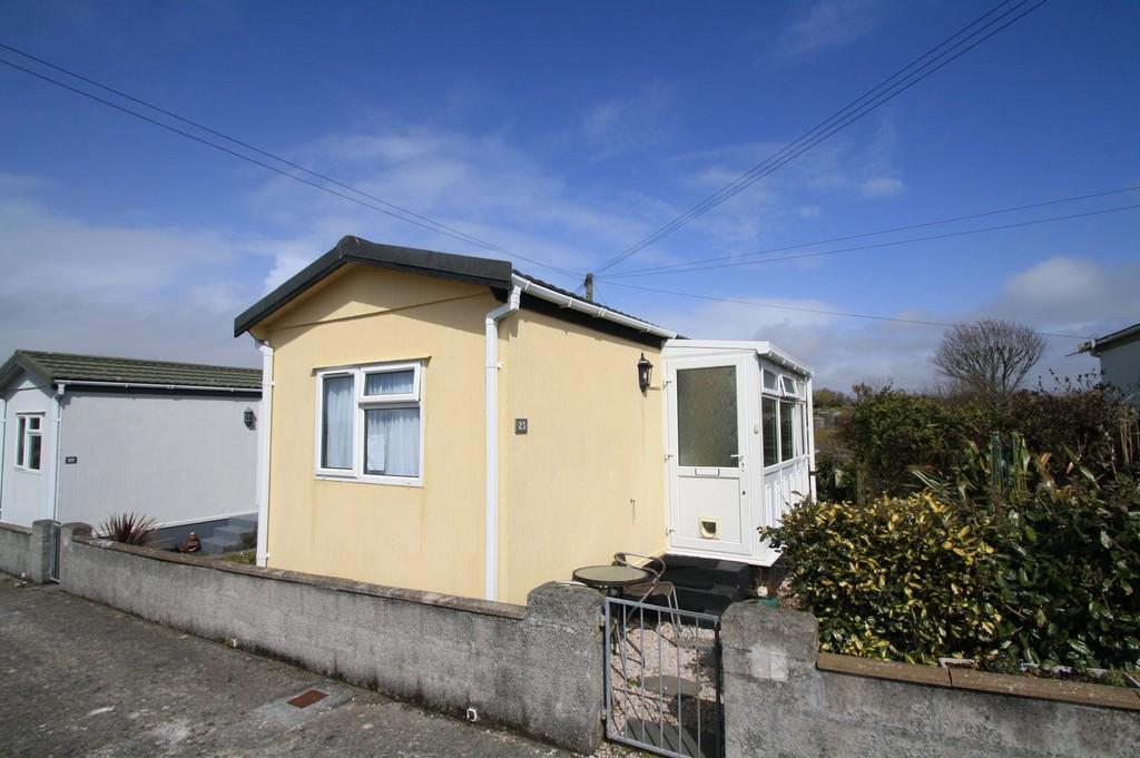 1 Bedroom Mobile Home For Sale In Plymstock, PL9