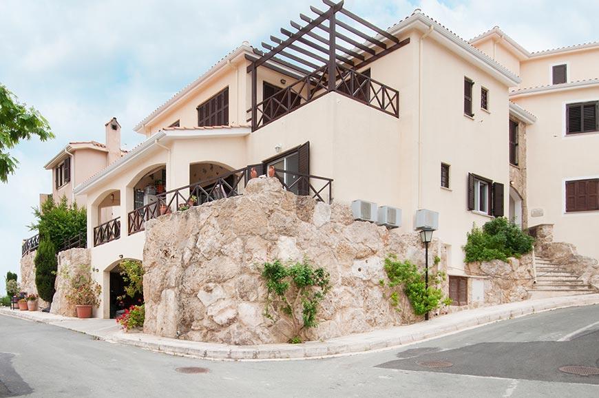 Apartment in Tsada, Paphos
