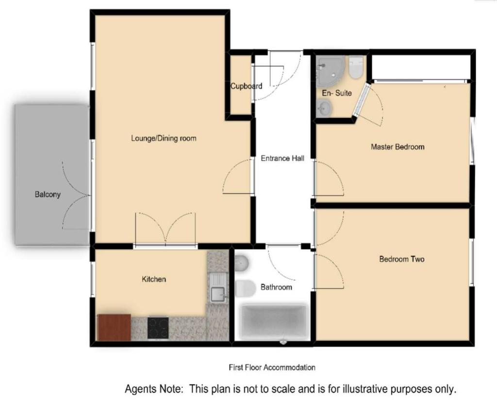 Floor Plan 1 Lord Nelson Court