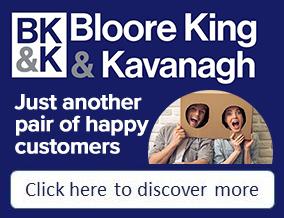Get brand editions for Bloore King & Kavanagh, Halesowen