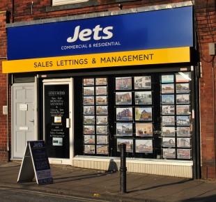 Jets Estate Agency, Sale branch details