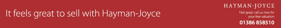 Get brand editions for Hayman-Joyce Estate Agents, Broadway