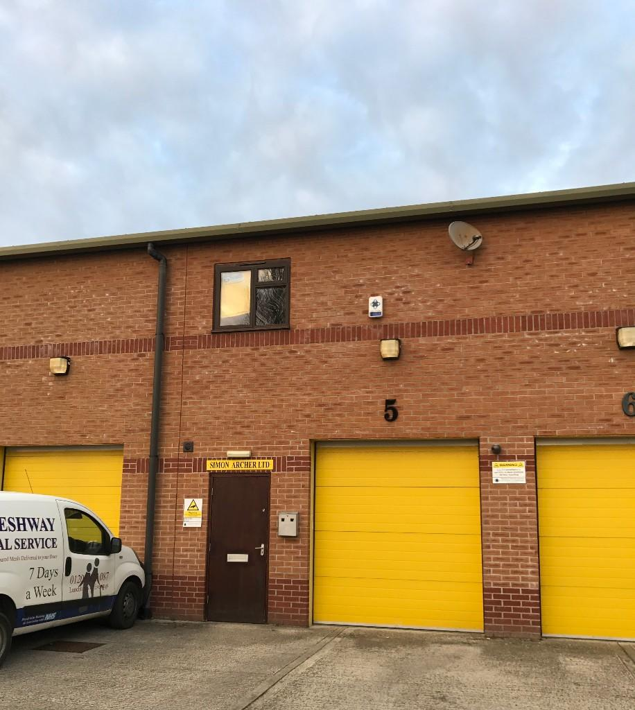Light Industrial To Rent In Dudley Court, Jessop Close