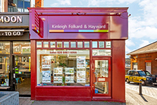 Kinleigh Folkard & Hayward - Sales, Bromleybranch details