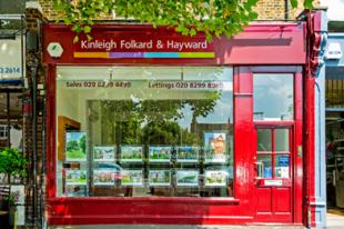Kinleigh Folkard & Hayward - Sales, Dulwich Villagebranch details