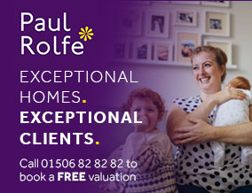 Get brand editions for Paul Rolfe Sales and Lettings, Linlithgow