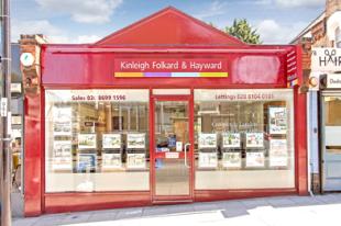 Kinleigh Folkard & Hayward - Sales, Forest Hillbranch details