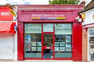 Kinleigh Folkard & Hayward - Sales, Hayesbranch details
