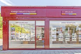 Kinleigh Folkard & Hayward - Sales, Leebranch details