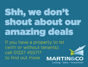 Get brand editions for Martin & Co, Canterbury