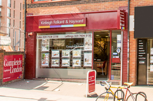 Kinleigh Folkard & Hayward - Sales, West Hampsteadbranch details