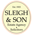 Sleigh & Son, Denton branch logo