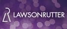 Lawson Rutter, London branch logo