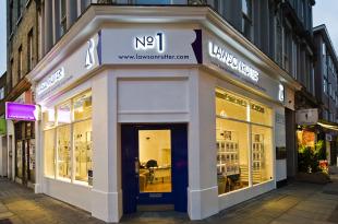 Lawson Rutter, Londonbranch details