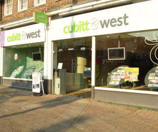 Cubitt & West Residential Lettings, Crawleybranch details