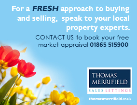 Get brand editions for Thomas Merrifield, Oxford - Lettings