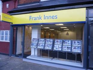 Frank Innes, Clarendon Parkbranch details