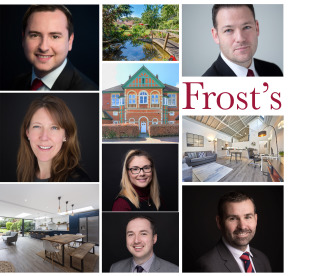 Frost's Estate Agents, Marshalswickbranch details