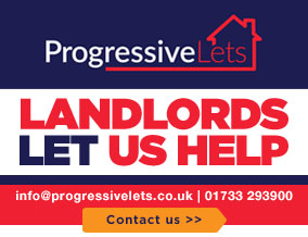 Get brand editions for Progressive Lets, Peterborough