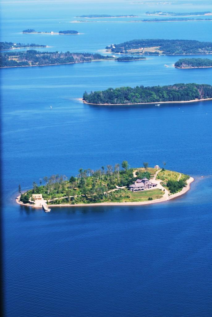 Mahone Bay house