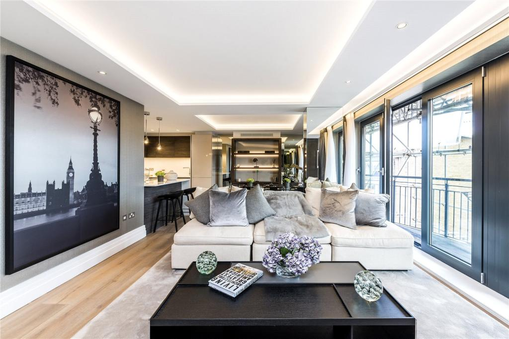 50 Kensington Gardens Square,Lounge