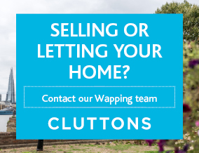 Get brand editions for Cluttons, Wapping - Sales