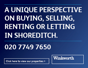 Get brand editions for Winkworth, Shoreditch