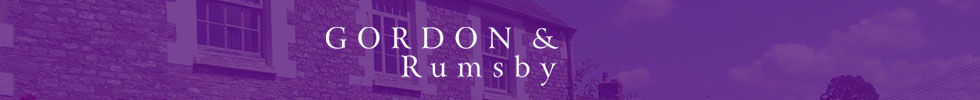 Get brand editions for Gordon & Rumsby, Colyton