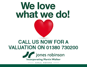 Get brand editions for Jones Robinson Estate Agents, Devizes