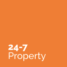 24.7 Property (Scotland) Ltd, Glasgow  logo