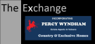 The Exchange Property Services, Incorporating Percy Wyndham logo