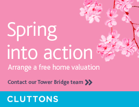 Get brand editions for Cluttons, Tower Bridge - Lettings