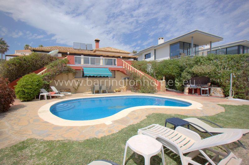 3 bed Villa in Manilva, Málaga...