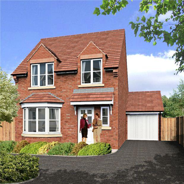3 Bedroom Detached House For Sale In New Dawn Homes At