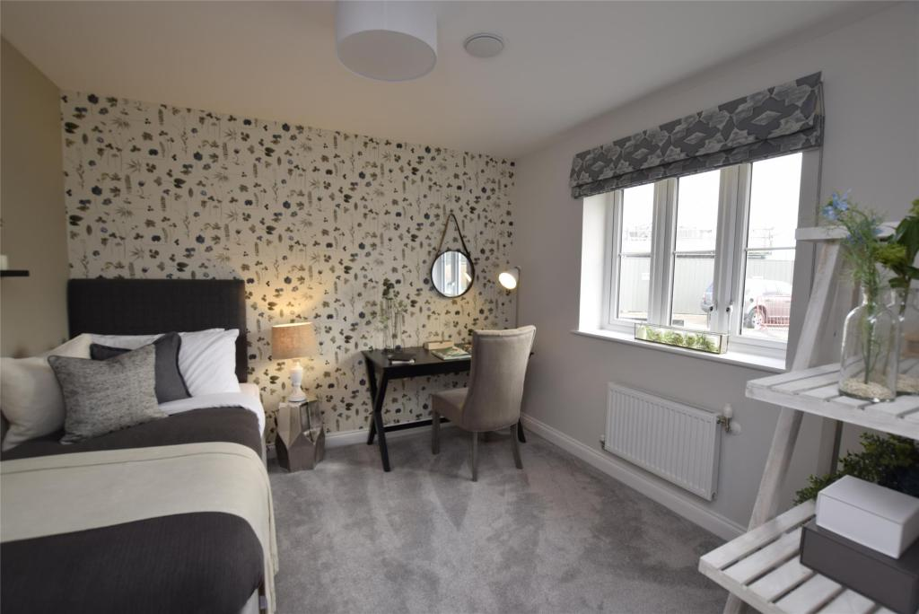 Greensquare Homes,Secondary Bedroom