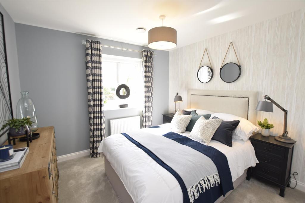 GreenSquare,Master Bedroom