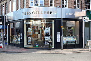 Gibbs Gillespie, Rickmansworth Salesbranch details