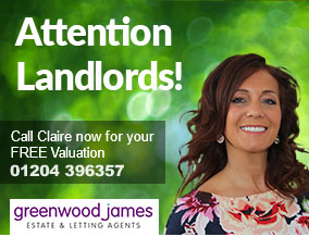 Get brand editions for Greenwood James, Bolton