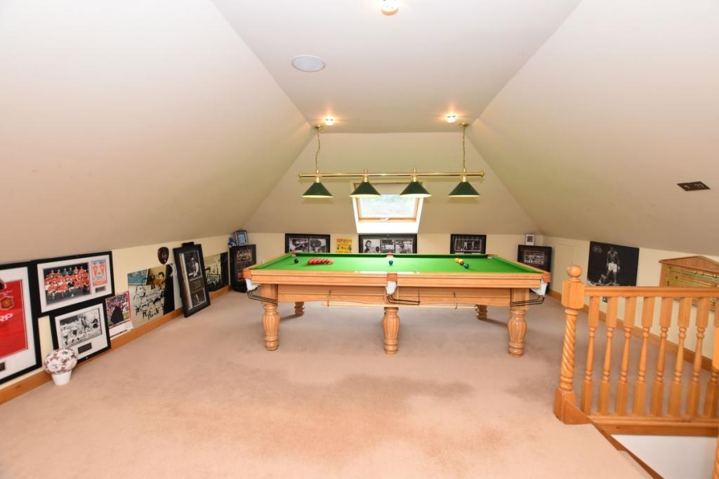 Home Cinema / Games Room