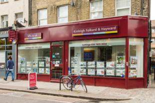 Kinleigh Folkard & Hayward - Lettings, Peckham Ryebranch details