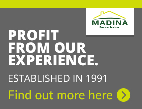 Get brand editions for Madina Property, Manchester