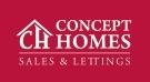 Concept Homes, Birmingham logo