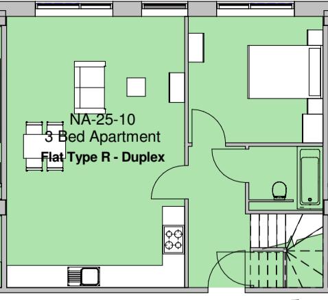 Duplex 2501 Lower