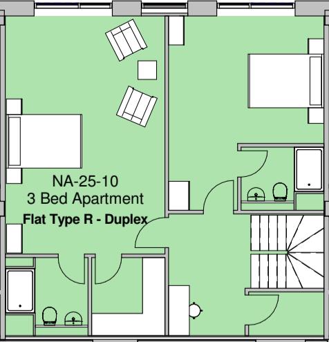 Duplex 2501 Upper