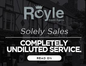 Get brand editions for Royle Estate Agents, Poulton-Le-Fylde