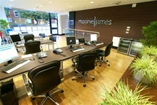 Moginie James, Cyncoed - Salesbranch details