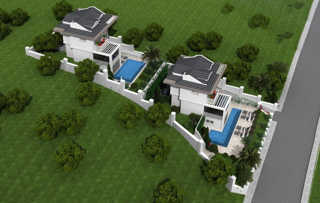 Hisaronu Detached Villa for sale