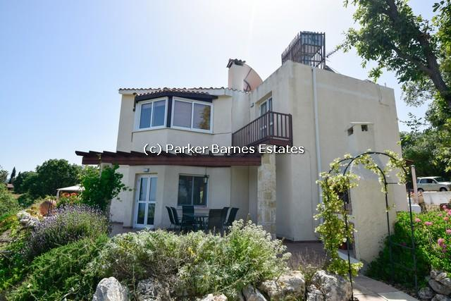 Detached home for sale in Lyso, Paphos