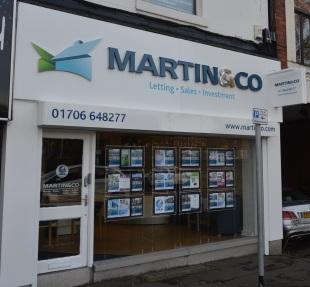 Martin & Co, Rochdale - Sales & Lettingsbranch details