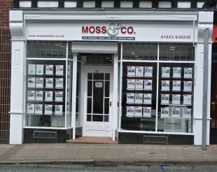 Moss & Co, Mansfieldbranch details